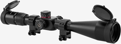 Monstrum G2 6-24x50 FFP Riflescope
