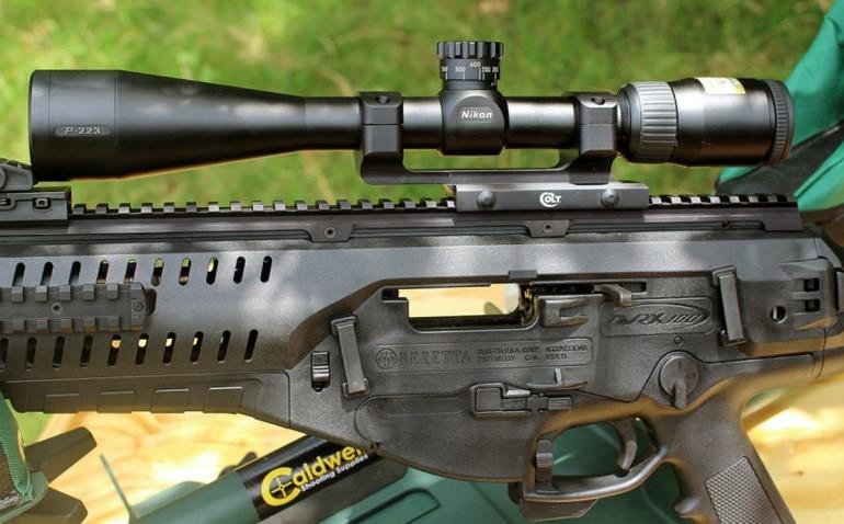 scope for ruger ar 556