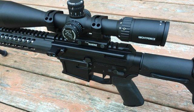 springfield m1a scope