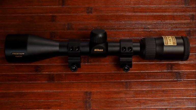 nikon prostaff rimfire 3-9x40 review