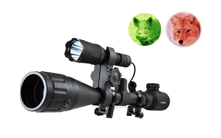 predator light for scope