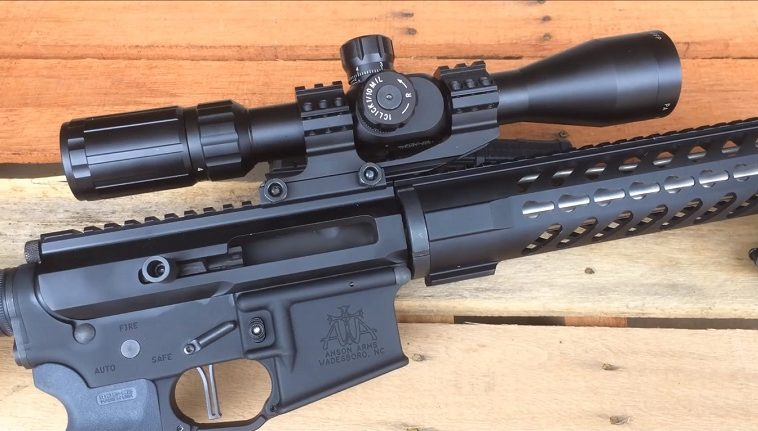 PRIMARY ARMS 4-14×44-Review