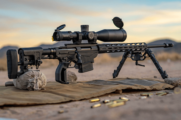 best long range rifle scopes