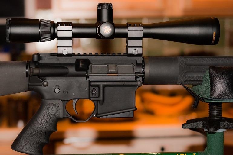 deer hunting scope