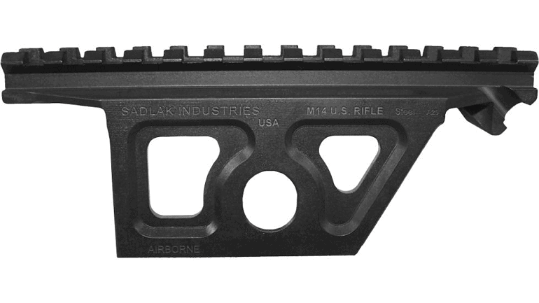 m1a scope mount review
