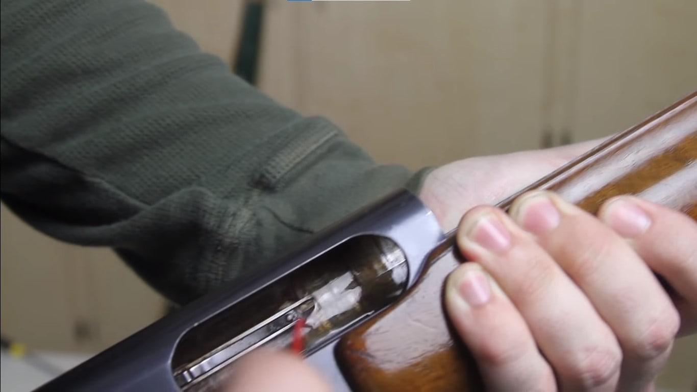 how to clean shotgun