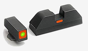 The AmeriGlo Combative Application Pistol Sight