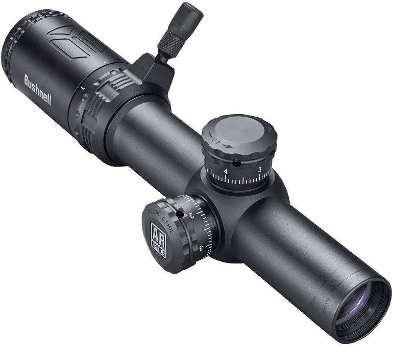 bushnell ar optics 1 4x24mm review