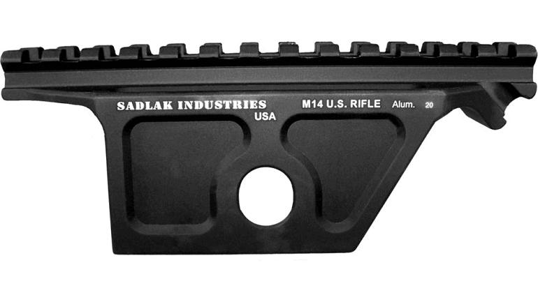 bassett m1a scope mount
