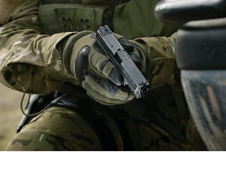 Trijicon Night Sights Set for Glock Pistols
