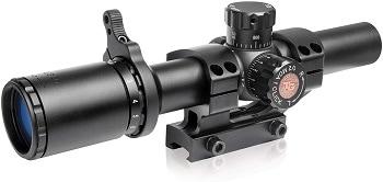 Truglo 1-6x24mm scope