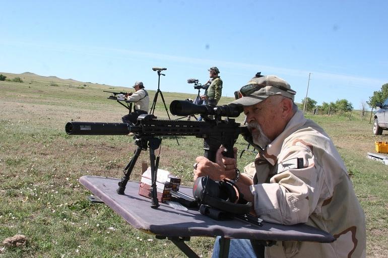 Primary Arms SLX 4-14x44mm Riflescope