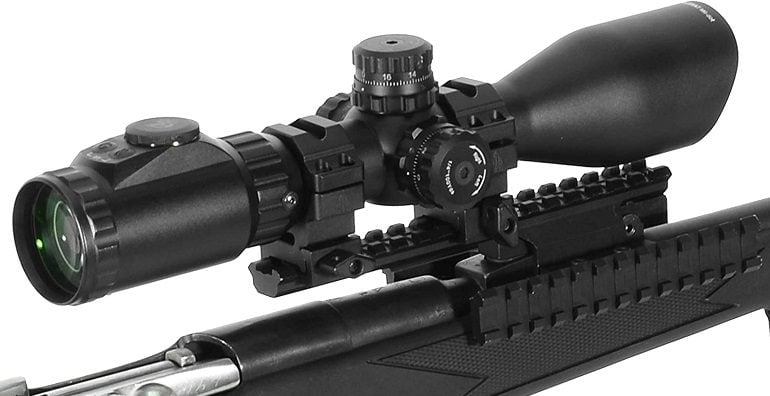 ruger scout scope