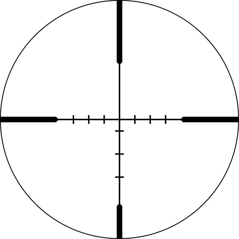 Vortex Diamondback 4-12x40 Reticle