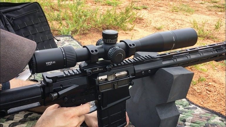 best scopes for long range shooting
