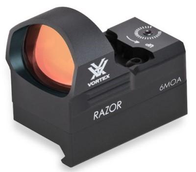vortex razor red dot review