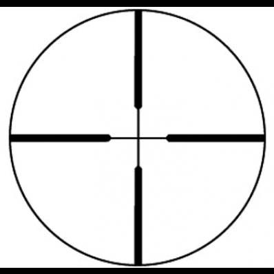 Weaver Optics Grand Slam 2-8x36mm reticle