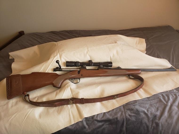 Winchester Mod. 70 in 30.06