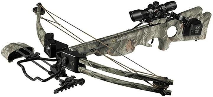 barnett crossbow scope review