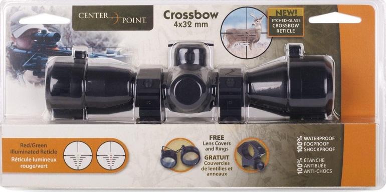 best cheap crossbow scope