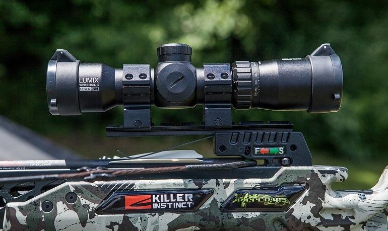 best crossbow red dot scope