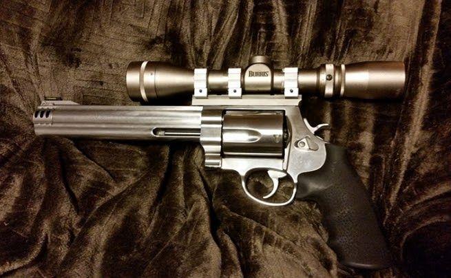 best handgun scope