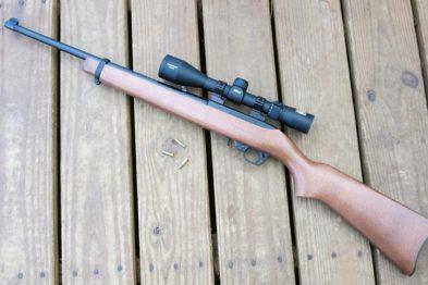 best scope for ruger 1022