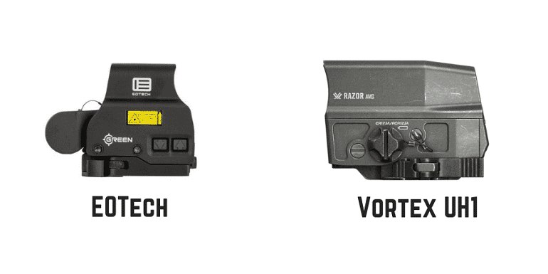 eotech vs vortex holographic sight