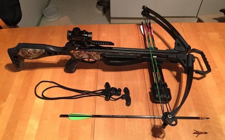 ten point crossbow scopes