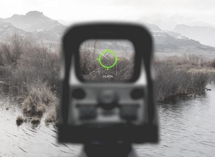 eotech sight picture