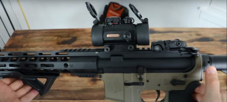 truglo 30mm red dot review
