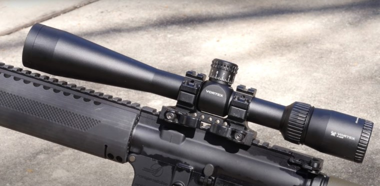vortex diamondback scope review