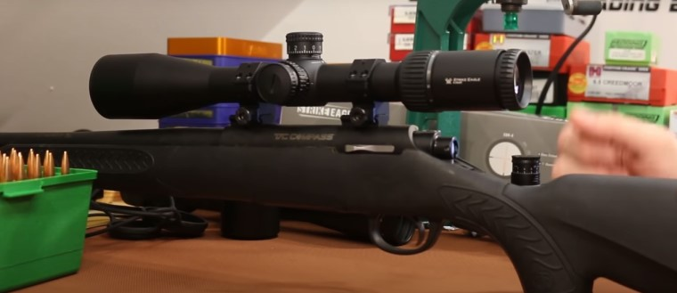 vortex viper pst gen ii 5-25x50 review